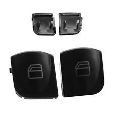 MERCEDES C CLASS W203 PAIR OF WINDOW CONTROL POWER BUTTON SWITCH COVER