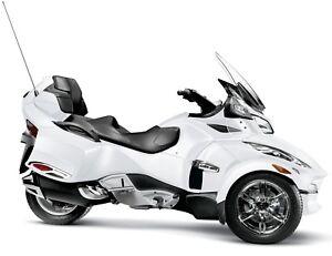 BAJARON's Can-Am Spyder Performance Anti Sway-Bar FOR 2010-2012  RT RT-S RT Ltd