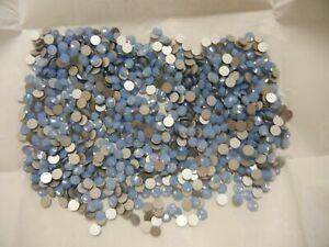 72 swarovski flatbacks,20ss air blue opal #2028