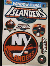 7 Ny Islanders Nhl® Hockey Static Clings - Mint Champion Series!