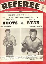 REFEREE Magazine JUNE 5 1965 Clay Ali BOXING WRESTLING