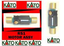 KATO RS1 MOTORE UNIVERSALE NUOVO MOTOR BRAND-NEW con 2 VOLANI INERTI 12V SCALA-N