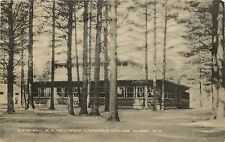 Vintage PC; Dining Hall N.E. Fellowship Conference Grounds, Rumney, NH