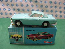 Vintage - VOLVO P 1800 - 1/42 Tri-ang Spot-On 825