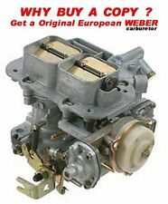 Weber 32/36 DGEV Carb - 1 Yr Warr Made in Spain - Electric Choke