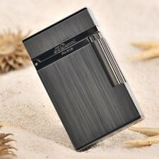Refillable Bright Sound Cigarette Dupont Lighters for Cigarette Smoking