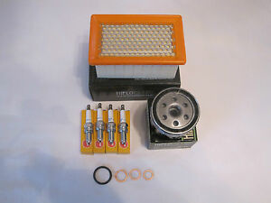 BMW R1200GS/R1200RT/R1200R  Service Kit. Oil & Air filter plugs 2004 - 2009 inc