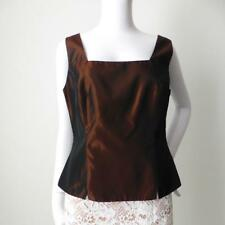 ANTHEA CRAWFORD Women's Top Sleeveless Size 10 US 6 Made in Australia