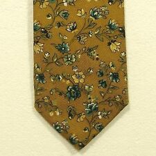 """BROOKS BROTHERS MAKERS silk tie made in the USA 3.75"""""""