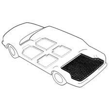 """Neue Kofferraummatte PEUGEOT 307 Limousine keine Kofferraumwanne /""""Nr.121/"""""""