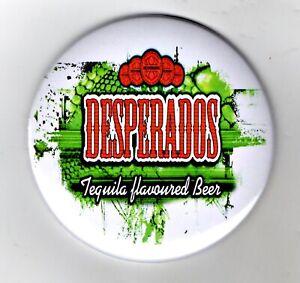 "Desperados Jumbo Fridge Magnet Beer Mat Bar Tequila  3"" 75mm blade Sub pub lager"