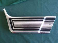 NOS 1967 Ford Fairlane Right Hand Front Fender Moulding Ranchero 67