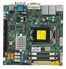 Supermicro X11SSV-Q Motherboard Mini-ITX Q170 vPro AMT Embedded FULL WARRANTY