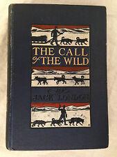 Jack London - The Call of the Wild -  Heinemann August 1903 - Very Nice Copy