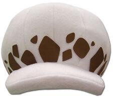 **Legit** One Piece Trafalgar D. Law New World Cosplay Headwear Cap Hat #23580
