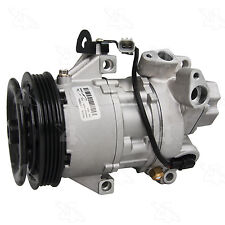 A/C  Compressor And Clutch- New   Four Seasons   98376