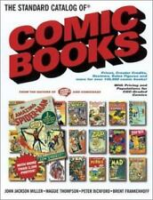 Standard Catalog of Comic Books by John Jackson Miller, Maggie Thompson, Brent Frankenhoff and Peter Bickford (2002, Paperback)