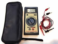 Mercer Electronics 9671 Digital Capacitance Meter w/ soft carrying case