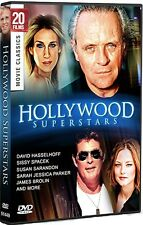 Hollywood Superstars - 20 Films (DVD) NEW