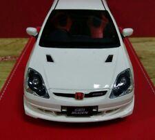 1 18 AMC Resin Model Mugen Honda Civic Type R EP3 Championship White 2004-2005