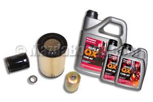Mazda Bongo Filter & Oil Kit - 2.5 Turbo Diesel - 2.5TD - 1995 onwards