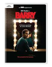 BARRY SEASON 1 DVD + Digital UV BRAND NEW + FREE SHIPPING!!! #HBO #Comedy #Crime