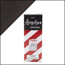 New Angelus Brand Leather Dye for Shoes / Sneakers - Brown - 3oz
