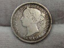 1901 10¢ Cent CANADA.  #21