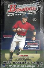 2007 Bowman Draft Picks & Prospects Factory Sealed Hobby Box Alex Gordon RC ??