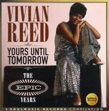 Yours Until Tomorrow: Epic Years - Vivian Reed (2016, CD NEUF)