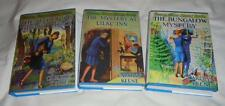Set of 3 Nancy Drew Mystery Stories 75th Anniversary books