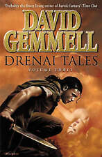 Drenai Tales: v. 3:  The Legend of Deathwalker ,  Winter Warriors ,  Hero in the Shadows by David Gemmell (Hardback, 2002)