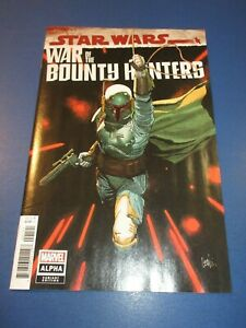 War of the Bounty Hunters Alpha #1 Variant NM Gem wow