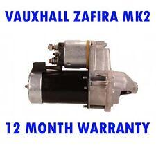 Vauxhall zafira mk2 mk II 1.6 1.8 mpv 2005 2006 2007 - 2015 starter motor