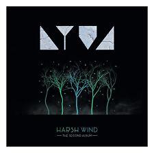 Dyva - Harsh Wind (The Second Album) 2016 CD