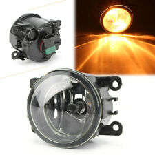 Pair 55W LED Front Fog Light Driving Lamps w/ H11 Bulb for Acura Ford Honda Car