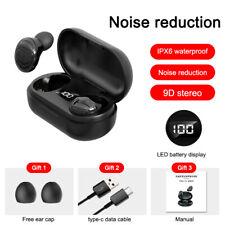 Bluetooth 5.0 Earphones Headphones Headset For Earpods Ios Android Earbuds Sport