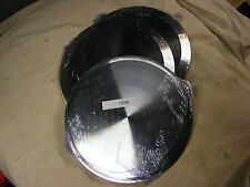 "6"" SS 316L  SANITARY BLANK FLANGE - NEW"
