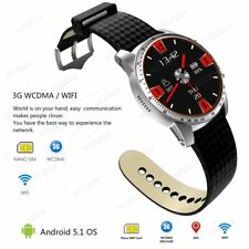 Kingwear KW99 3G Smart Wrist Watch Android Phone Mate 8GB Bluetooth SIM GPS WIFI