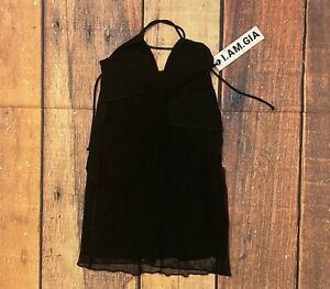 I AM GIA Valerie Dress Black Size XSmall