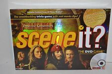 Pirates of the Caribbean Scene It DVD Game Dead Men Tell No Tales NEW Sealed