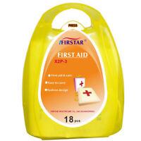 Mini First Aid Kit (19 Pcs) IFAK EMT EMS Wound Dressing Gauze Sponge Sterile