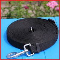 Dog Harness Leash Pet Lead Outdoor Security Training Dog Leash Nylon Stainless