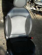 Sitz rechts vorne Mini Cooper R56 Leder schwarz Beifahrersitz