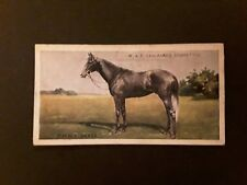 W.&F. FAULKNER1924.PROMINENT RACEHORSES OF THE PRESENT DAY 2ND SERIES CARD NO38.