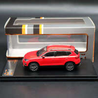 IXO Premium X Seat Ateca 2016 Red 1:43 PRD583 Limited Edition Collection Resin