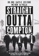 Straight Out Of Compton on DVD Brand New Sealed