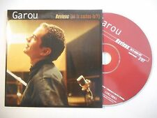 GAROU : REVIENS ( OU TE CACHES TU ? ) ♦ CD SINGLE PORT GRATUIT ♦