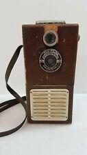 Vintage Tom Thumb Camera Radio