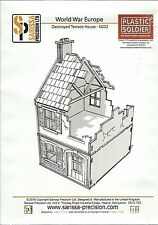Sarissa Precision 20 mm détruit terrasse maison